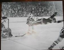 Bobby Orr Scores to Give Boston the 1971 Stanley Cup Poster