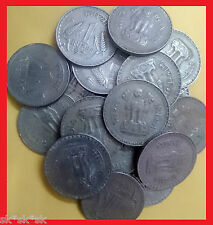GREAT DEAL $$$$ REP INDIA 1 Re BIG COIN LOT OF 20 nos GOOD CONDITION COINS *