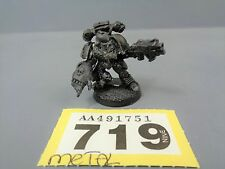 Warhammer Space Marines Legion of the Damned Sergeant 719