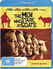 The Men Who Stare at Goats Blu-ray Discs NEW