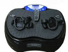 New Whole Body Power Vibration Vibe Plate Exercise Machine Foot Massager - 500W