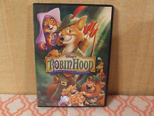 Disney's Robin Hood (DVD, 2006, Most Wanted Edition)   VG