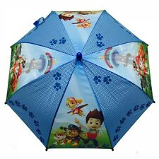 Paw Patrol School Rain Brolly Umbrella Brand New Gift