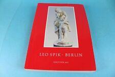Catálogo de la subasta leo spik, Berlín/relojes/miniaturas/Loza/plata/gráfico/s97