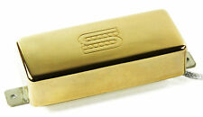 Seymour Duncan SM-3n Seymourized Mini Humbucker Firebird Neck Pickup, Gold