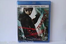 TEKKEN BLU RAY disc NEW SEALED