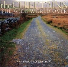 The Chieftains CD Wide World Over 40 year sealed new Linda Ronstadt Los Lobos