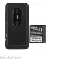 OEM Seidio Super Extended Life Battery With Door For HTC EVO 3D 4000mah Spprint