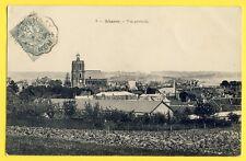 cpa Champagne Ardennes 51 - SEZANNE (Marne) Vue générale du VILLAGE