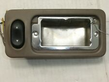 POWER WINDOW SWITCH & ASHTRAY FORD TAURUS 1993 LEFT DRIVER SIDE 3455 OEM