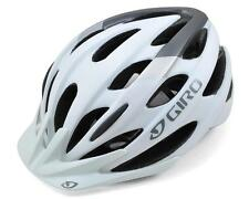 GIRO Revel Cycling Helmet Bicycle AUSSIE Bike STANDARD 54-61cm White/Grey