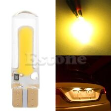 1x blanc chaud T10 194 168 W5W 20 SMD Silice Super Bright voiture LED Lampe