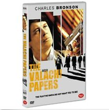 The Valachi Papers (1972) DVD ~ Charles Bronson *BRAND NEW*