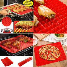Pyramid Pan Silicone Kitchen Baking Mat For Healthy Cooking Non Stick Bake Mat K
