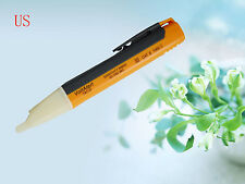 90-1000V AC Voltage Detector Non Contact Sensor Tester LED Pen Stick with Sound