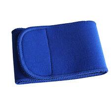 Lumbar Back Support Exercise Belt Brace Pain Relief Waist Trimmer EW