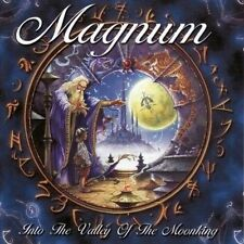 MAGNUM - Into The Valley Of The Moon King CD ** Excellent Condition **
