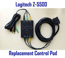 Logitech Z-5500 Speakers Replacement Control Pod  Pre636 Subwoofer Wired Remote