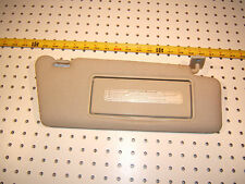 Mercedes Early W210  E320/420 Gray lighted type  RIGHT Pass US sun 1 visor,#1