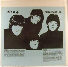 Beatles 20 x 4  German Album Ruthless Rhymes