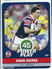 2015 NRL Power Play Base Card (159) Aidan GUERRA Roosters