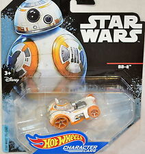 HOTWHEELS STAR WARS 2014 HOT WHEELS LOYAL ASTROMECH DROID BB-8 CHARACTER CARS