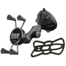 RAM Suction Cup Car Mount Universal X-Grip Cell Phone Holder fits iPhone 7