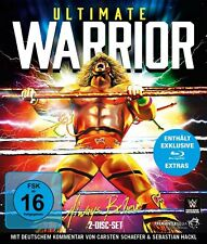 WWE Ultimate Warrior - Always Believe [3 DVDs] DEUTSCHE Verkaufsversion DVD WCW