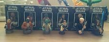 Gentle giant star wars Bust-ups series 6 cantina set complete