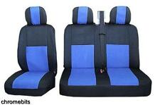 2+1 QUALITY FABRIC SEAT COVERS FOR VW T4 TRANSPORTER , LT