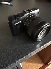 Canon EOS M 18.0MP Digital Camera w/ 18-55mm Lens