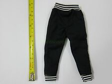 "1/6 Scale Hot Black Casual Pants For 12"" Action Figure Dolls Toys"