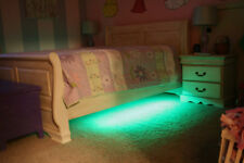 Kids Color Changing Under Bed LED Lights Bedroom Bed Mood Accent Ambient Kit
