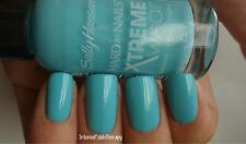 NEW! Sally Hansen Hard As Nails XTreme nail polish BIG TEAL #325