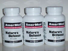 NATURE'S DEFENSE ANTIOXIDANT BLEND FREE RADICAL DEFENSE IMMUNITY 360 CAPSULES