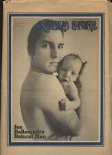 ROLLING STONE NEWSPAPER MAGAZINE - April 15 1971  No. 80 JOE DALLESANDRO