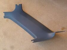 COMMODORE VN VP VR VS WAGON R/H INTERIOR REAR QUARTER WINDOW GREY PLASTIC TRIM