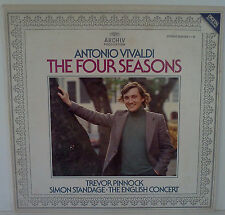 Antonio Vivaldi The Four Seasons - Trevor Pinnok / Simon Standage