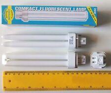 COMPATTA FLUORESCENTE RISPARMIO ENERGETICO 26W = 150W LAMPADINA G24q-3