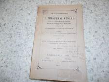 1914.Vie et correspondance du bienheureux Théophane Vénard.Tonkin..
