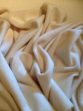 Pre-Shrunk Cotton Domette Curtain Interlining 270gsm 25 Metre Roll **NEXT DAY**