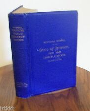 1921-1922 MISSOURI OFFICIAL MANUAL Charles Becker Secretary of State
