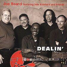 Joe Beard (Guitar) - Dealin' (Aug-2000, Audioquest Records) CD