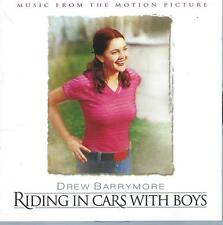 soundtrack CD RIDING IN CARS WITH BOYS - CHIFFONS SKEETER DAVIS VIC DAMONE