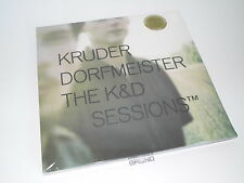 5 LP: Kruder & Dorfmeister - The K & D Sessions, Audiophile LP, NEU & OVP (A7/1)