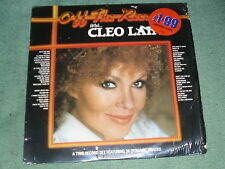 Music/L.P.  Off The Record,With Cleo Laine. 2 Record Set. Used.