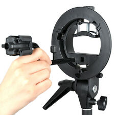 Godox Universal Four Speedlite Adapter Hot Shoe Mount Adapter for Flash Black