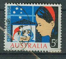 Briefmarken Australien 1964 Weihnachten Mi.Nr.348