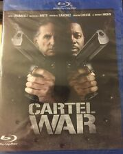 Cartel War (Blu-ray, 2010) Jack Lucarelli, Mercedes Brito     [BRAND NEW SEALED]