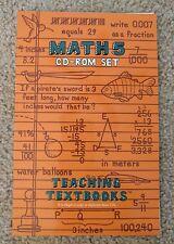 Teaching Textbooks Math 5 CD-Rom Set & Answer Key
